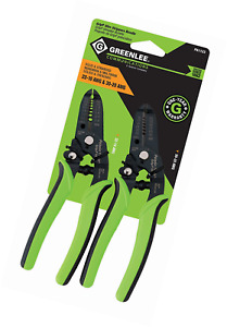 Greenlee Communications 22 10 Awg And 30 20 Awg Grip Wire Strippers Bundle