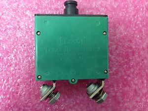 Texas Instruments Inc Klixon Aircraft Circuit Breaker Ms25361 100 6752 100 100