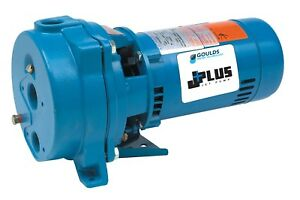 Goulds J5 Convertible Jet Deep Well Pump 115v 230v 1 2 Hp