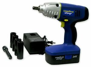 Goodyear 24v Cordless Impact Wrench 33609y