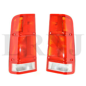 Land Rover Discovery 2 2000 2002 Rear Stop Tail Light Set Xfb000170 Xfb000040