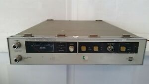 Working Hp 86720a Signal Generator Frequency Extension Unit