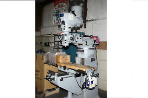 New Acra Lcm50 Vertical Mill