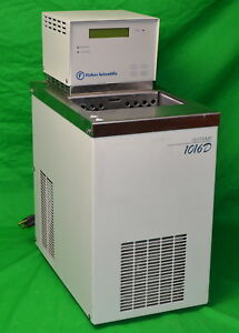 Fisher Scientific Isotemp 1016d Recirculating Bath used Power On Tested