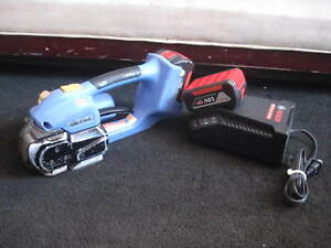 Orgapack Or t400 3 4 19mm Strapping Tool Battery Operated 18v Li ion