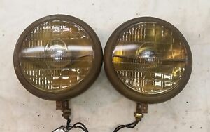 Lund Safebeam Triple Duty Lamp Driving Lights Fog Lights Headlamps