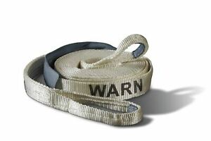 Warn 88922 Premium Recovery Strap 2 X 30 14 400 Lb Rating