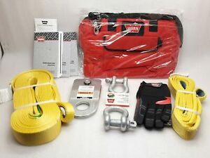 Warn 88900 Medium Duty Winch Accessory Kit Choose Your Glove Size