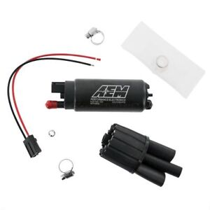 Aem High Performance 340lph 1000hp High Flow In Tank Fuel Pump Kit W Strainer