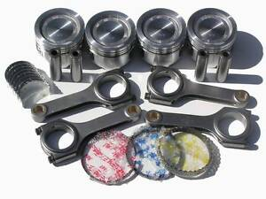 Nippon Racing Jdm Toyota 22r Turbo Engine Kit Pistons Eagle 22re t 92 5mm 020