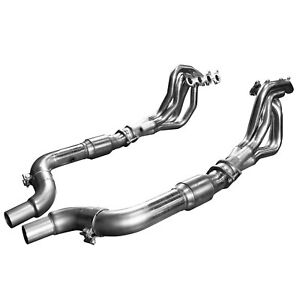 Kooks Catted Long Tube Headers For Ford Mustang Gt 2015 5 0l 1 3 4 X 3