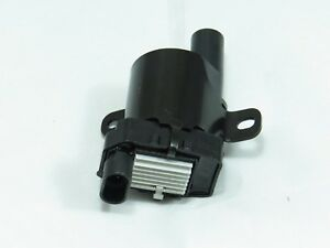 One Round Style Ignition Coil For Gm 4 8l 5 3l 6 0l V8 Free Grease Pack 19005218