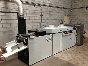 Dorn Spe Uv Coater We Take Any Reasonable Offer