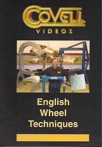 English Wheel Techniques Ron Covell Dvd Metalshaping Auto Body Panel Pullmax