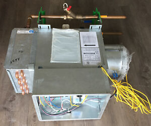 Siemens 8 Variable Air Volume Box W Hot Water Coil And Controller