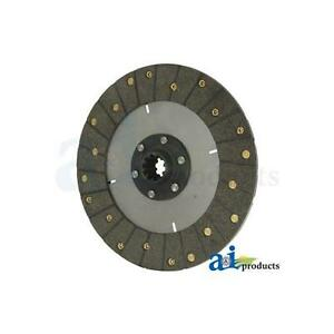 64772da 10 Clutch Disc For International Farmall H Hv Super H W4