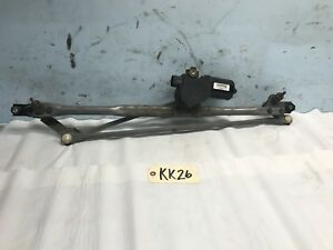 2002 Chevy Gmc Pickup Windshield Wiper Motor With Linkage Transmission