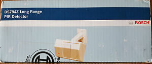 Bosch Ds794z Long Range 200 Passive Infrared Motion Detector New Free Ship To