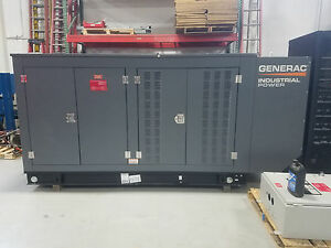 Generac Sg Industrial Generator 150kw 150 Kw 200kw 200 Natural Gas 300a 480v Ats