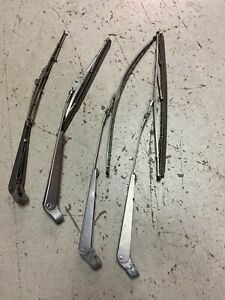 1952 1953 1954 Ford Sunliner 1955 1956 1957 Chevrolet Belair Trico Wiper Blades