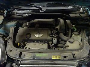 Engine 2007 Mini Cooper Base 1 6l Motor With 56 000 Miles