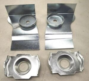 1953 1954 1955 1956 53 54 55 56 Ford Truck Cab Body Mounting Cups Kit New