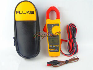New Retail Fluke True Rms Clamp Meter Model 324 4152637 Electric Fluke 324