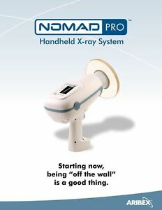 Nomad Pro2 Handheld Portable Dental X ray By Aribex Us9