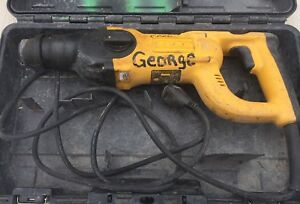 Dewalt D25203 Type 1 Sds 1 Heavy Duty Rotary Hammer Drill With Case