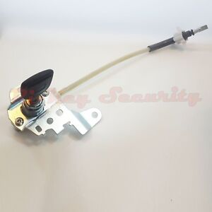 Aftermarket Left Driver Door Lock Cylinder Cable For Honda Civic 72185 Sna A01