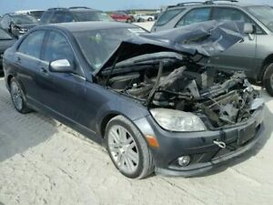 Manual Transmission 204 Type C300 Fits 08 11 Mercedes C Class 1144977