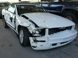 Rear Axle 7 5 Ring Gear 3 31 Ratio With Abs Fits 05 10 Mustang 1366420