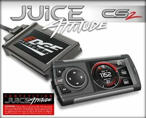 Edge Juice With Attitude Competition Cs2 Monitor For 01 02 Dodge Cummins 5 9l
