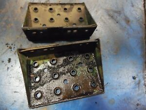 1965 John Deere 3020 Gas Farm Tractor Steps