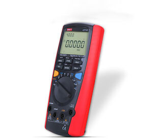 Uni t Ut71e Intelligent Digital Multimeter With Usb Interface
