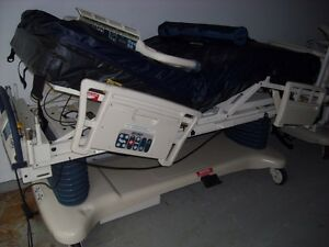 Stryker Epic Hospital Bed 2040 With Air Mattress