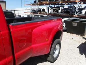 1999 2010 Ford F350 Superduty 8 Drw Dually Truck Bed Red shipping Available F1