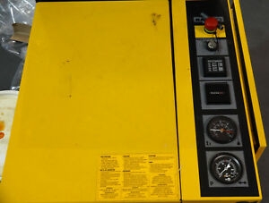 5hp Kaeser Sx6 3 phase Air Compressor With Mountable Tank