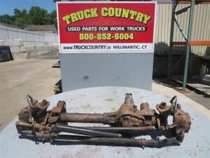 Front Axle Drw 4 10 Ratio Fits 05 07 Ford F350sd Pickup 59416