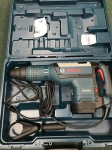 Bosch Rh1255vc Sds max Rotary Hammer Drill With Carrying Case