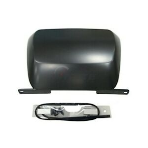 Trailer Hitch Cover Primed For 2007 2014 Chevrolet Tahoe Gm1129117