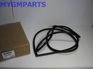 Cadillac Xts Front Sunroof Weather Strip Seal 2013 2017 New Oem Gm 23142058
