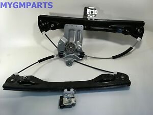 Chevy Cruze Drivers Front Door Window Regulator 2011 2016 New Oem 95382561