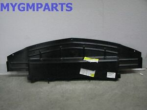 Chevrolet Gm Oem Malibu Front Bumper Under Radiator Splash Shield Cover 15826166