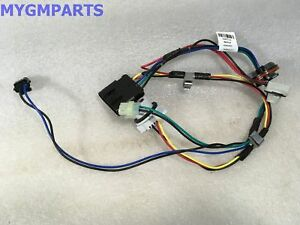 Chevy Impala Headlight Wiring Harness 2006 2016 New Oem Gm 25842432