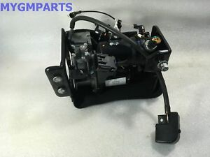 2015 2016 Tahoe Yukon Air Suspension Shock Air Compressor New Oem 23282712