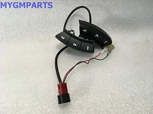 Pontiac Gto Steering Wheel Radio Control 2005 New Oem Gm 92148380