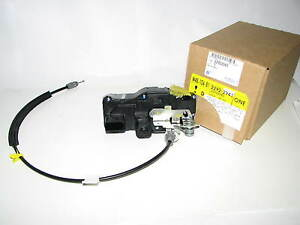 Cadillac Cts Driver Front Door Lock Actuator 2008 2014 New Oe 23190383
