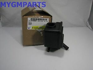 Chevy Corvette Power Steering Pump Reservoir 1997 2013 New Oem Gm 26046502
