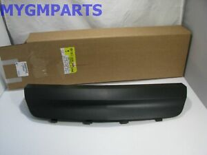 Chevy Traverse Rear Bumper Hitch Cover 2013 2017 New Oem Gm 20983829